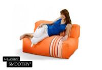 Smoothy Sitzsack - Sitzkissen Lounge XXL für 2 - Geheimshop.de