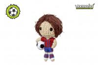 Voodoo Puppe Football Wonderkid Fußballer Voomates Doll