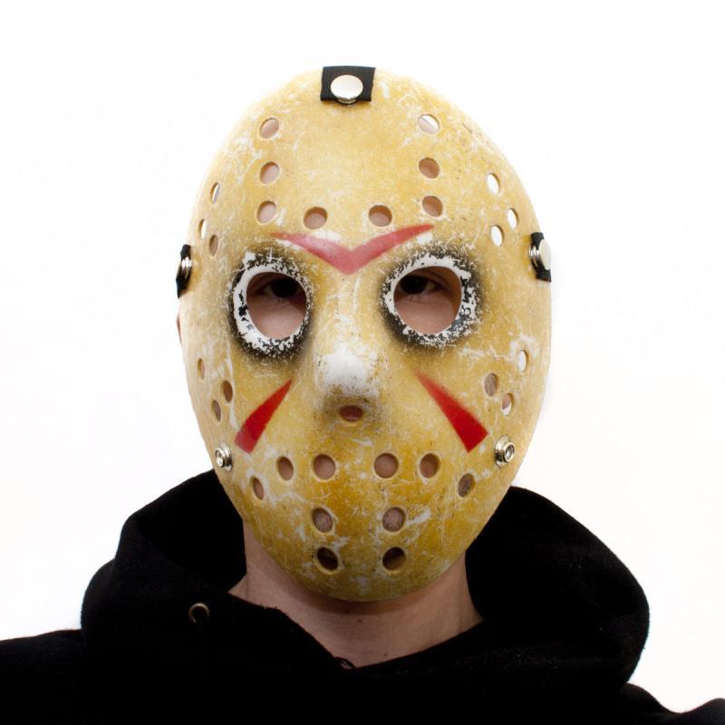 Vintage Jason Hockey Maske