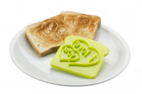 Toast-Stempel Formen » I love you Toastform  » 2er Set kaufen!