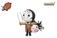 Voodoo Puppe - Voodoopuppe zum Sammeln - Mr. Vengeance