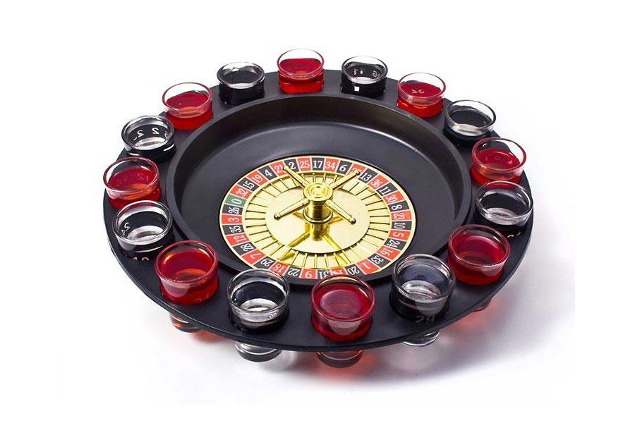 Trinkspiel Roulette Partyspiel » Shop » 24h » günstig kaufen!