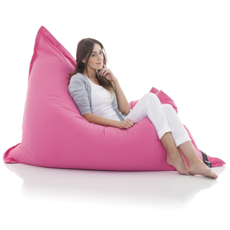 XXL Sitzsack Pink