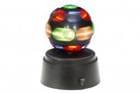 USB Discokugel » drehende Lichtkugel » günstig kaufen!