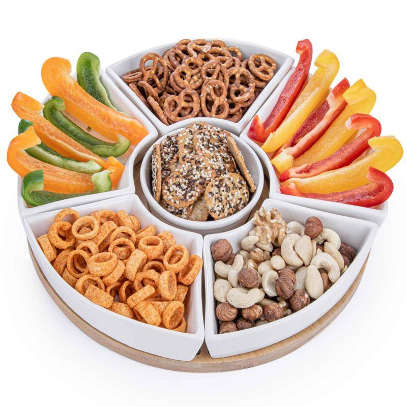 Snacks Tablett Servieren Dimono