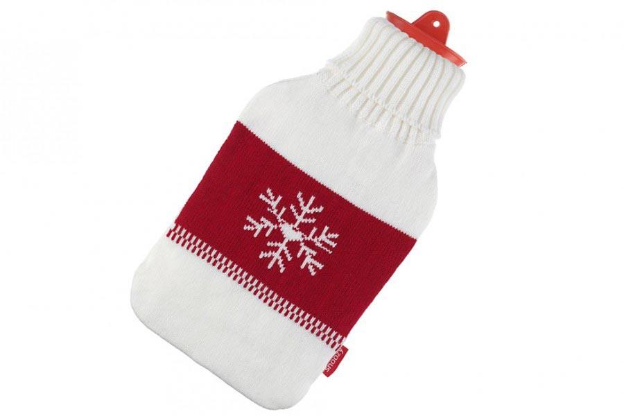 Wärmflasche Schneeflocke 2 Liter günstig kaufen » 24h Versand!