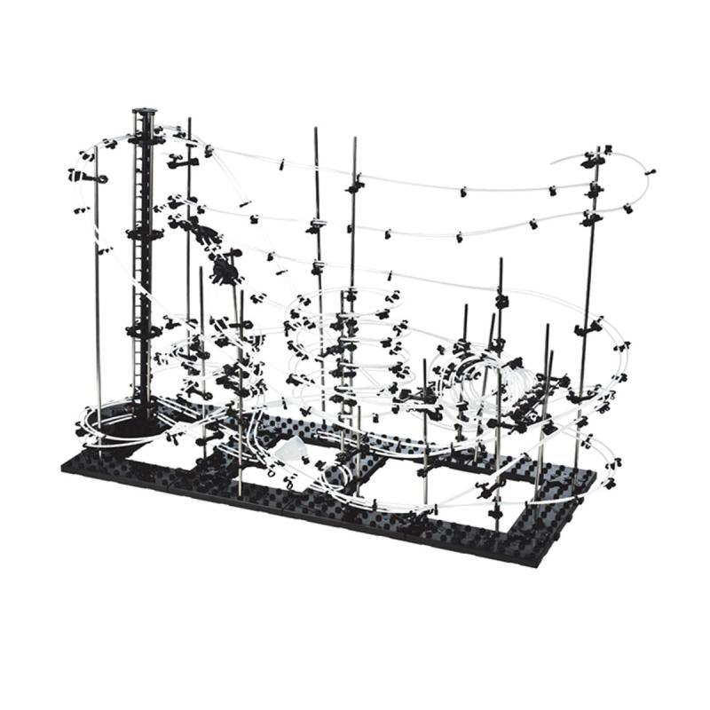 Spacerail Kugelbahn Level 8 mit 40 Meter Länge