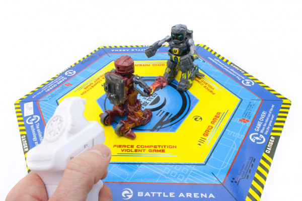 Kampfarena - Battle Arena für RC Kampfroboter