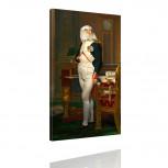 Kunstdruck - Gemälde mit Twist - General von Adler