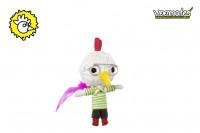 Voodoo Puppe Mr. Rooster Gockel » Voomates Doll günstig kaufen!