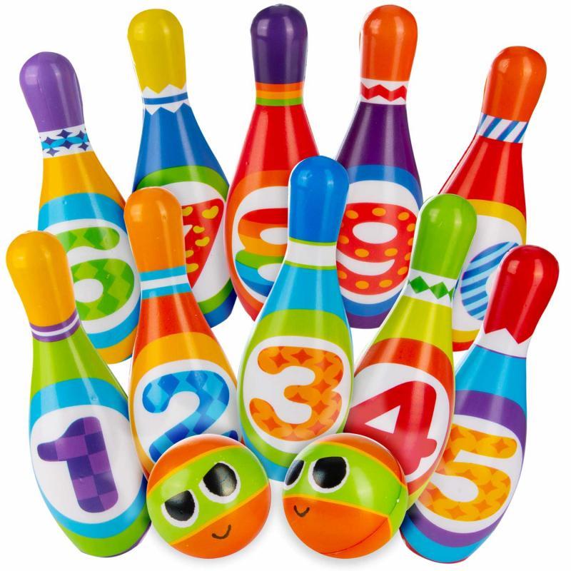 Kinder Kegel Set Bowlingset