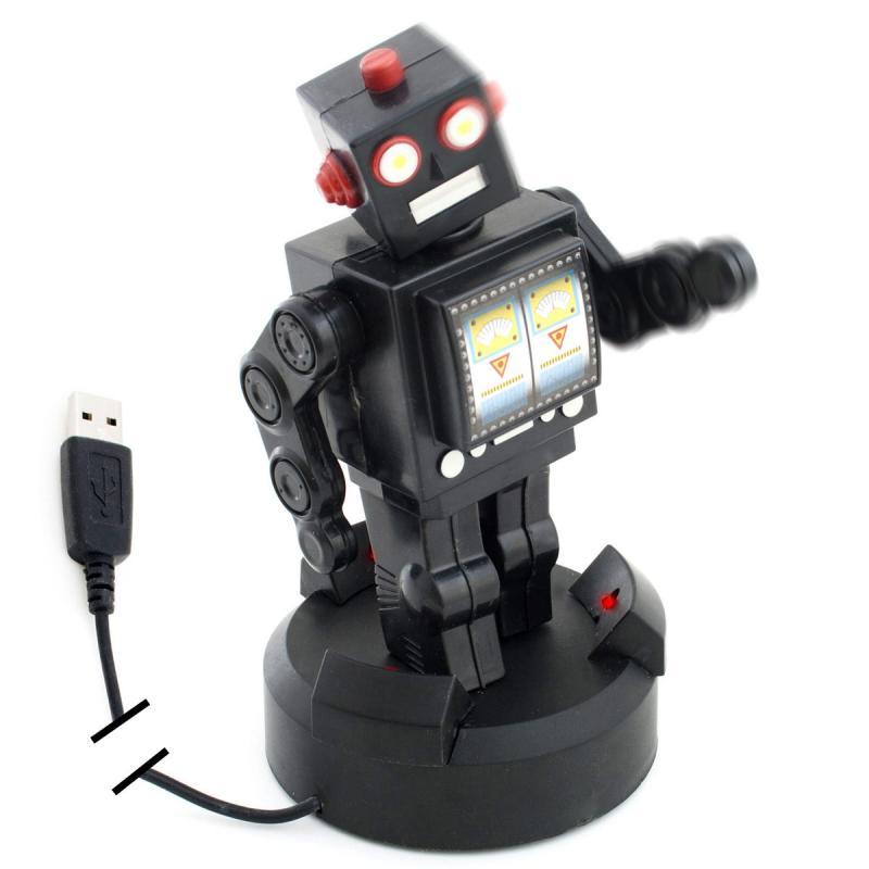 Tanzender USB Roboter