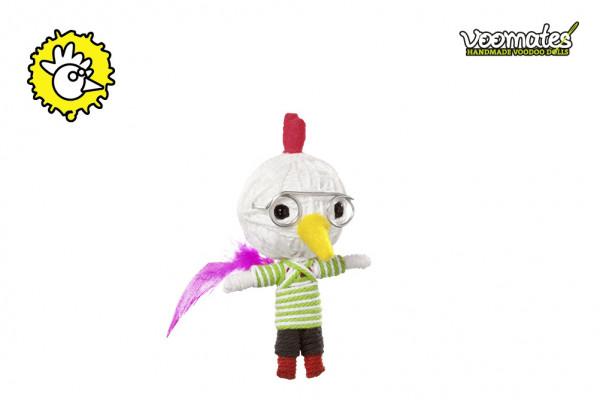 Voodoo Puppe Mr. Rooster Gockel Voomates Doll