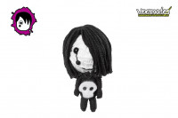 Voodoo Puppe Emo Gothic Boy Voomates Doll