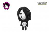 Voodoo Puppe - Voodoopuppe zum Sammeln - Gothic Boy