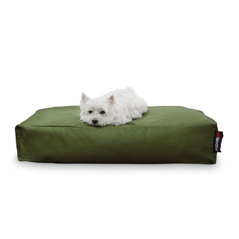 olivgrün Hundebett Smoothy